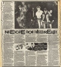 5/6/82Pgn17 Article & Picture(s) Anti Pasti no Escape From Twisted Reality