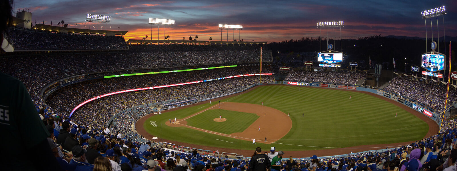 Los Angeles Angels at Los Angeles Dodgers Tickets (Exhibition)