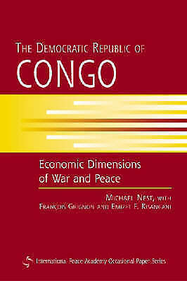 1 of 1 - Good, The Democratic Republic of Congo: Economic Dimensions of War and Peace (In