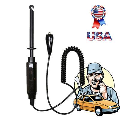 Light Truck  Car Circuit Voltage Tester Pen be Test Clip DC 6V-12V24V