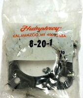 Humphrey 8-20-1 Solenoid Mounting Base 8201