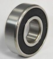 (qty. 2) 6206-2rs C3 Premium Sealed Ball Bearing 30x62x16mm