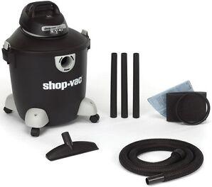 Shop-Vac 598-13-00 - Black - Wet/Dry Cleaner