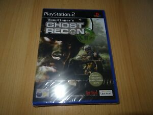 PS2-Ghost-Recon-UK-Pal-New-amp-Sony-Factory-Sealed