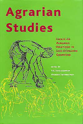 Agrarian Studies by Zed Books Ltd (Hardback, 2003)