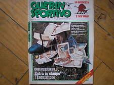 GUERIN SPORTIVO N.17 1976 SCUDETTO TORINO ? BENNI FINALE CUP ST. ETIENNE BAYERN