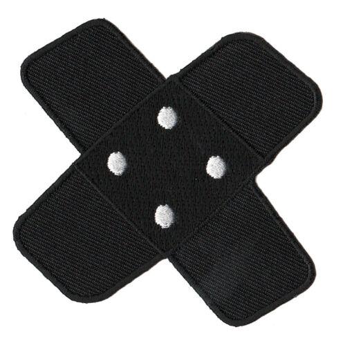 Bg05 parche negro Patch perchas imagen Patch niños rodilla parchear aplicación X