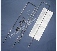 Extension Rail Set For Brother/kintking 9mm Bulky Knitting Machine Kh260/270