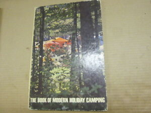 Good-The-Book-of-Modern-Holiday-Camping-Various-1965-01-01-Foxing-tanning-to