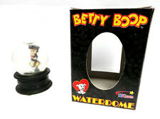 "Betty Boop Water globe, Dangerous Curves, Height 2 1/2"",  SPECIAL OFFER (WB903)"