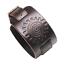 Punk-Men-Women-Wide-Genuine-Leather-Belt-Bracelet-Cuff-Wristband-Bangle-Jewelry Indexbild 6