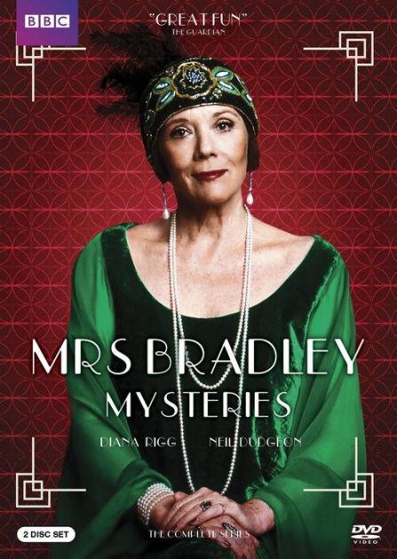 BAJO PEDIDO: MRS BRADLEY MYSTERIES: LA COMPLETA SERIES - DVD - Region 1