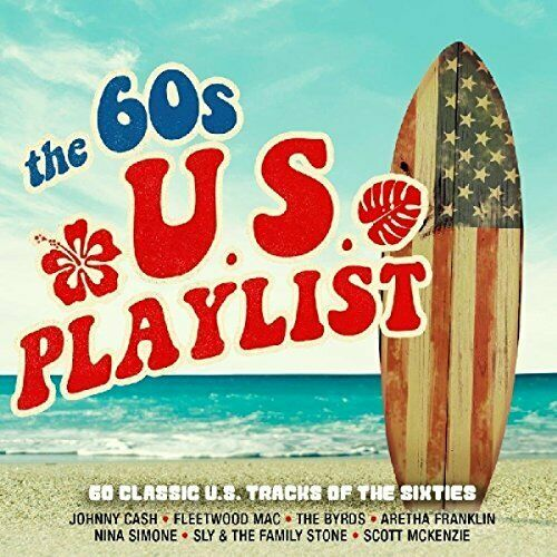 Various Artists-60S Us Playlist CD NEW