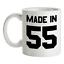 Made-in-039-55-Mug-64th-Compleanno-1955-Regalo-Regalo-64-Te-Caffe miniatura 1