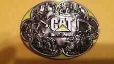 CAT DIESEL POWER CATERPILLAR BELT BUCKLE NEW