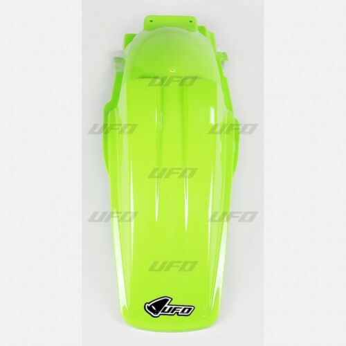 UFO Kawasaki KX 500 Motocross Rear Fender Mud Guard 1988-2001 Green