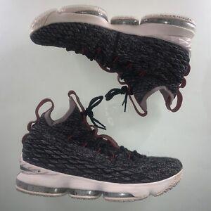 Men's 2017 Nike LeBron 15 Pride Of Ohio Shoes LeBron James Size 15 Rare