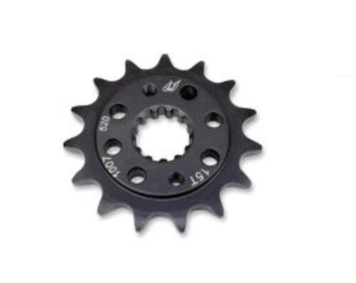 Driven Racing Steel Front Sprocket  15T 1185-520-15T*