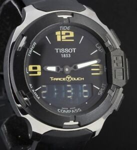 2d386221043 Men s Tissot T-Race Touch Sapphire Crystal-Free Delivery-3 Months ...