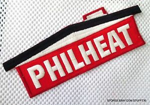 PHILHEAT-EMBROIDERED-SEW-ON-PATCH-PHILLIPS-66-GAS-OIL-COLLECTIBLE-10-034-x-3-1-4-034