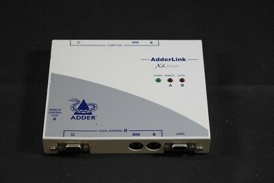 Used 772 - A Adderlink Xl Silver Asltx/alsrx Good Cosmetic Condition