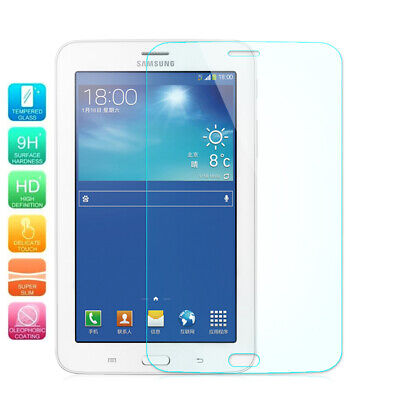 Tempered Glass Screen Protector For Samsung Galaxy Tab 3 Lite 7.0 SM-T110
