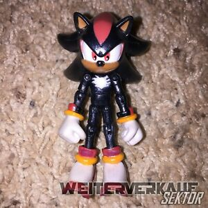 RARE-Jazwares-Sonic-the-Hedgehog-Shiny-034-Exclusive-Paint-034-Shadow-Action-Figure