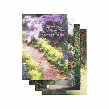 DaySpring Sympathy Boxed Cards - Peaceful Paths 12 Ct. Free Shipping