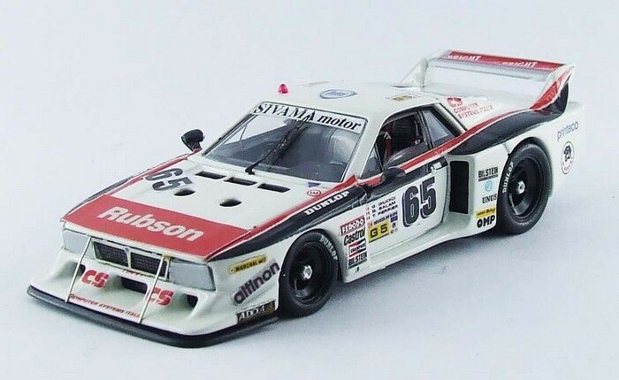 Best MODEL 9520 -  Lancia  Beta  65 24H du Mans - 1982     1 43  vente discount