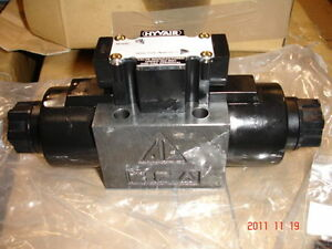 s l300 hyvair corp chief hydraulic tandem solenoid control valve d03s 2b