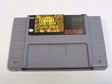Super Bonk 2 - For SNES Super Nintendo Platformer