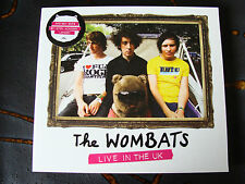 Slip Double: The Wombats : Live  Brixton 2008  2 CDs