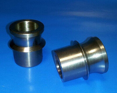 """Stainless Steel Pair Artec Industries SP1201 3//4/"""" High Misalignment Spacers"""