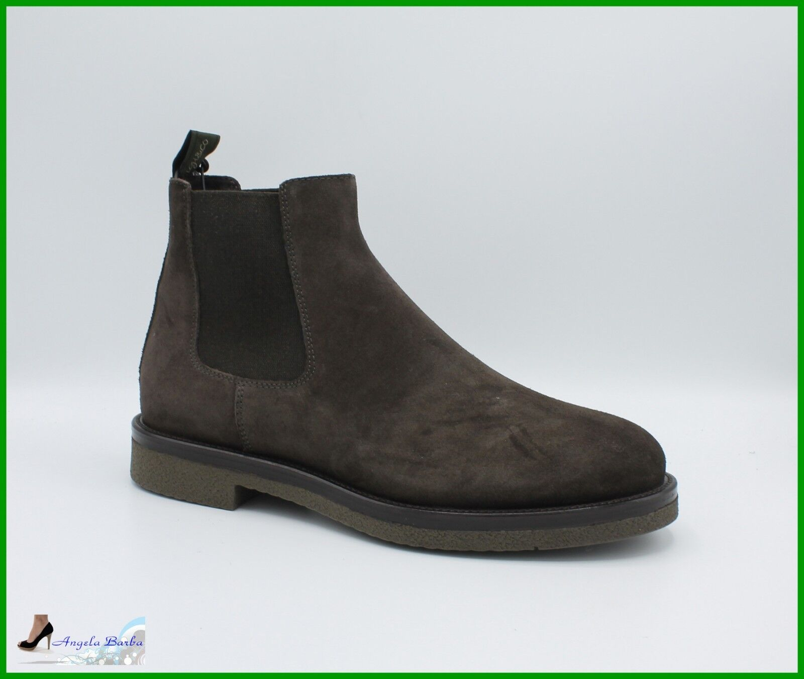 Booties Man Suede Igi & co From Thread Boots Chelsea Winter Leather