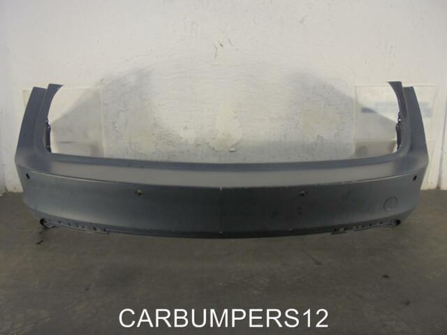 VAUXHALL INSIGNIA ESTATE REAR BUMPER 11 to 13 WITH PDC GEN VAUXHALL PART.*H1C