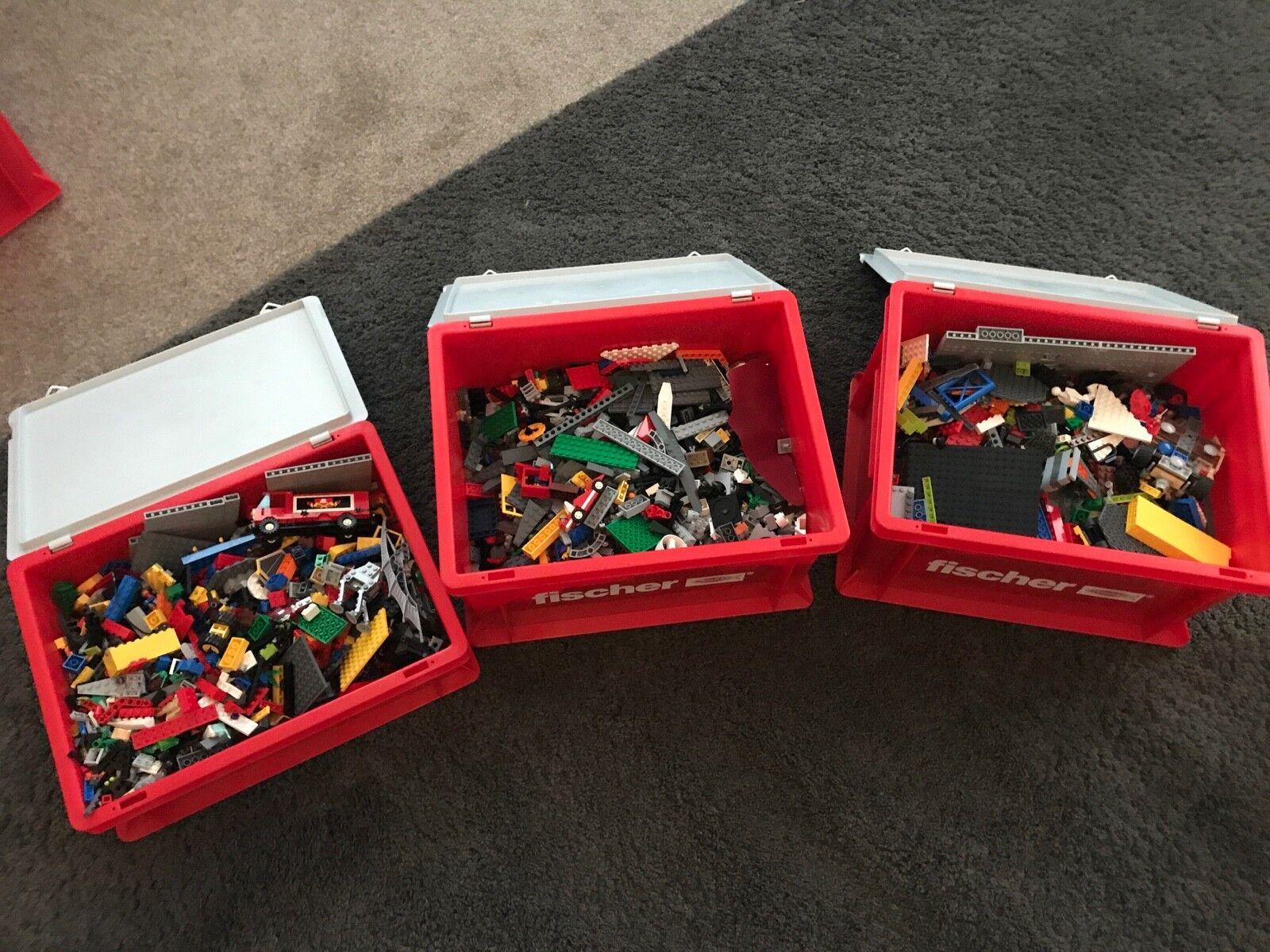 LEGO JOB LOT  A MASSIVE 11.3KG