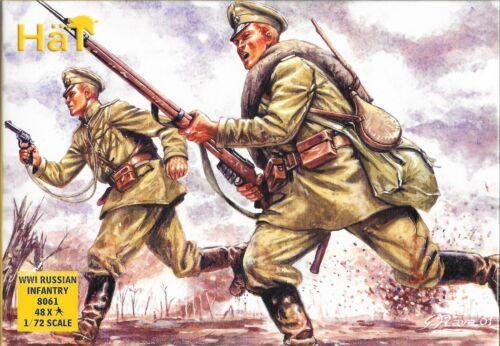 HäT/HaT WWI Russian Infantry 1/72 Scale 25mm