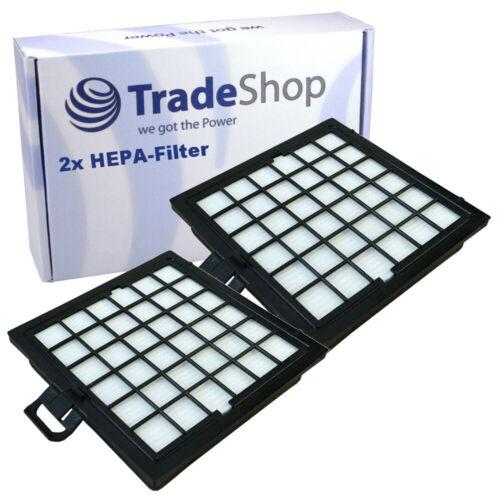 2x HEPA-Filter ersetzt Siemens//Bosch 483774 00461667 00483774 00576093 00578732