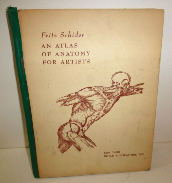 an atlas of anatomy for artists dover anatomy for artists