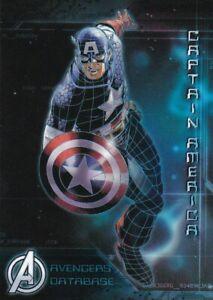 #41 Black Widow 2015 Marvel Avengers Age of Ultron Sammelkarte