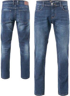 CAMEL ACTIVE Five Pocket Jeans HOUSTON greencast darkblue NEU [488445 9435.43] | eBay