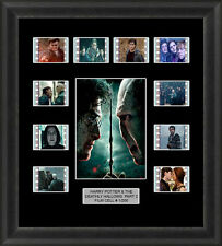 Harry Potter and the Deathly Hallows Part 2 V1 Framed 35mm Film Cell Memorabilia