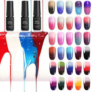Gel-Nail-Polish-Color-Changing-Thermal-Magnetic-Cat-Eye-Bling-Soak-Off-Nail-Art