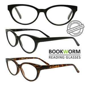 c65844d8f44 Image is loading Cat-Eye-Design-Reading-Glasses -Tortoiseshell-Vintage-Preppy-