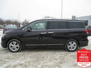 2011 Nissan Quest 4dr SL - DVD/Power Sliding Doors/Leather/Camera