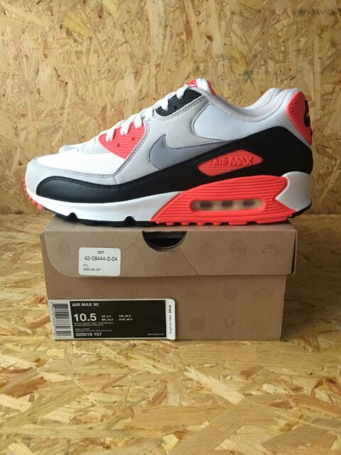air max 90 infrared size 11