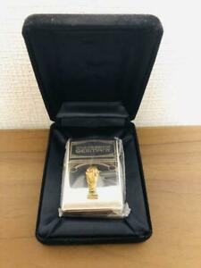 """ZIPPO Limited Edition 2006 FIFA World Cup GERMANY """"Winning Teams"""" Trophy Lighter"""