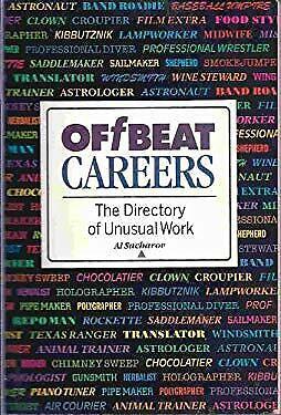 Offbeat Careers by Sacharov, Al
