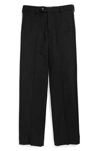 Regular /& Husky Sizes Tallia Boy/'s Wool Blend Flat Front Dress Pant Slim
