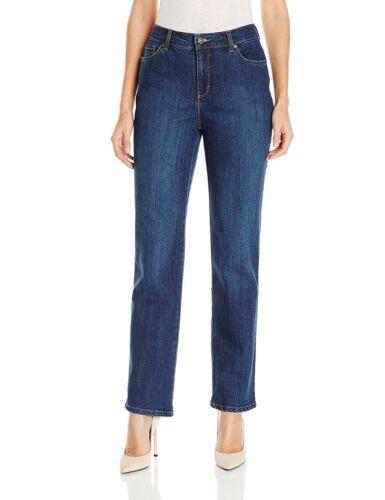 Gloria Vanderbilt Women/'s Amanda Heritage Fit Tapered Leg Jeans